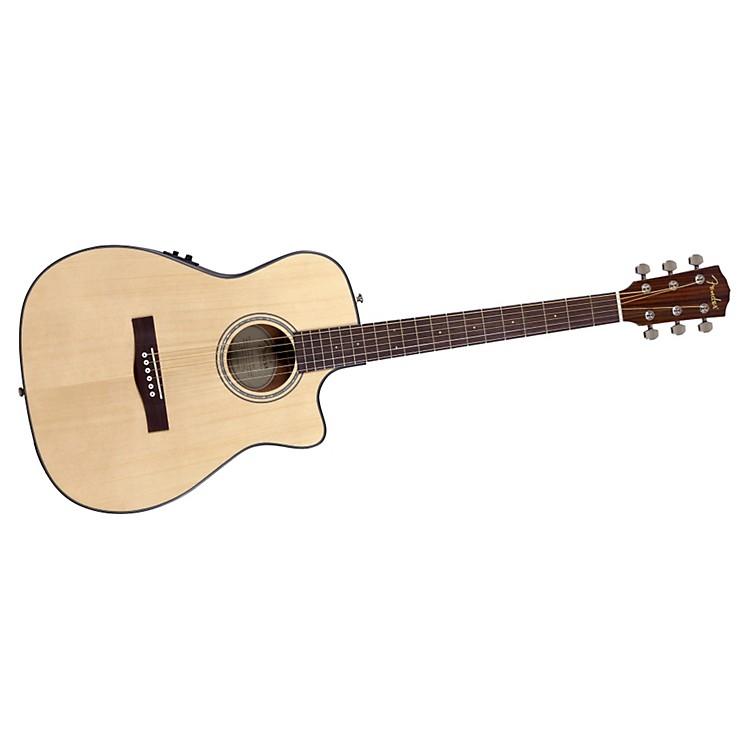 FenderCF-100CE Folk Acoustic-Electric Guitar