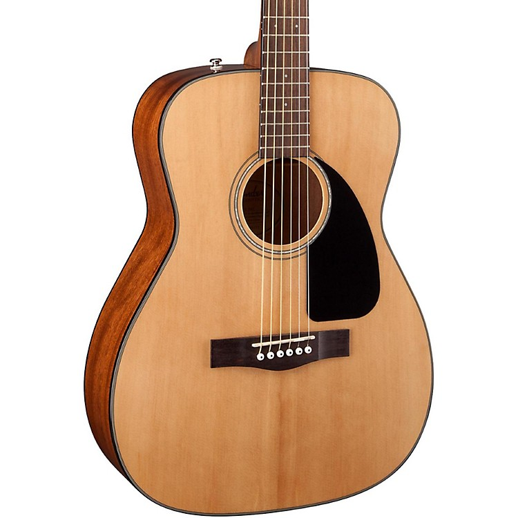 Fender CF-60 Folk Acoustic Guitar Natural