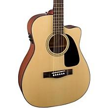 Fender CF-60CE Folk Acoustic-Electric Guitar