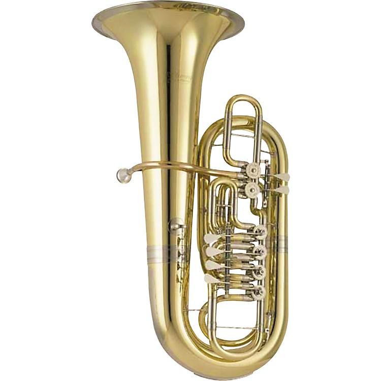 CervenyCFB 661-6GPRX Series 6-Valve 4/4 F Tuba