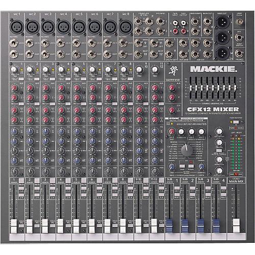 Mackie CFX-12 Mixer