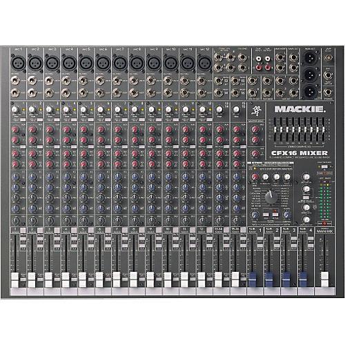 Mackie CFX-16 Mixer-thumbnail