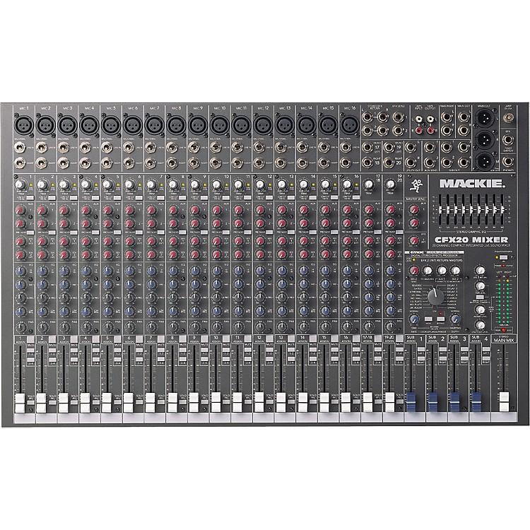 MackieCFX-20 Mixer