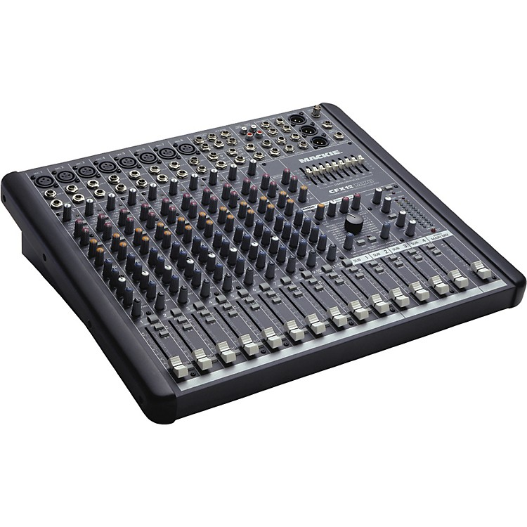 MackieCFX12 mkII Mixer