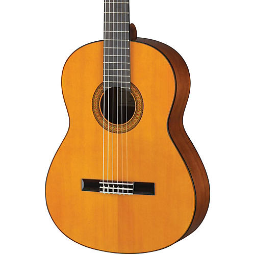 Yamaha CG102 Classical Guitar Spruce Top Natural