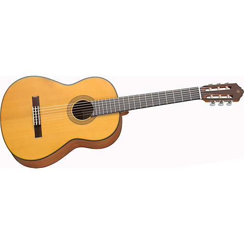 Yamaha CG122MS Matte Finish Spruce Top Classical Guitar