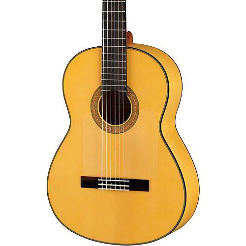 yamaha cg172sf nylon string flamenco guitar satin natural musician 39 s friend. Black Bedroom Furniture Sets. Home Design Ideas