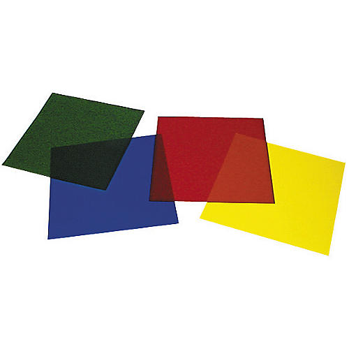 American DJ CGS-9A 9x9 Gel Sheet Packet A
