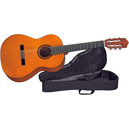 Yamaha CGS Student 3/4-Size Classical Guitar with Nylon Case-thumbnail