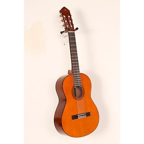 open box yamaha cgs student classical guitar natural 3 4