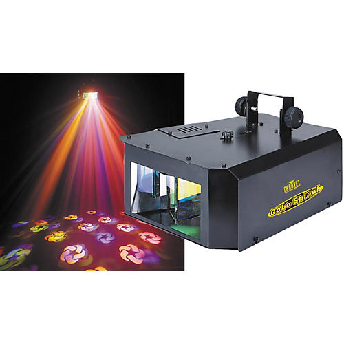 Chauvet CH-324 Gobo Splash Effect Light
