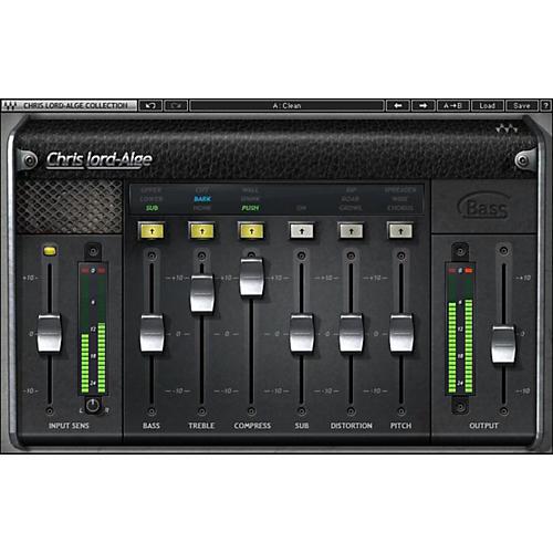 Waves CLA Bass Native/SG Software Download