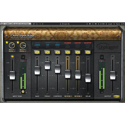 Waves CLA Unplugged Native/SG Software Download-thumbnail
