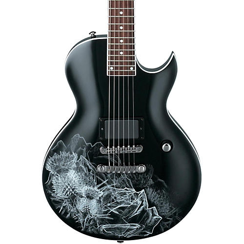 Ibanez CLM Cameron Liddell Signature Electric Guitar Graphic