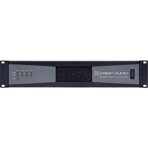 Crest Audio CM 2204 Four Channel 300 Watt Power Amplifier