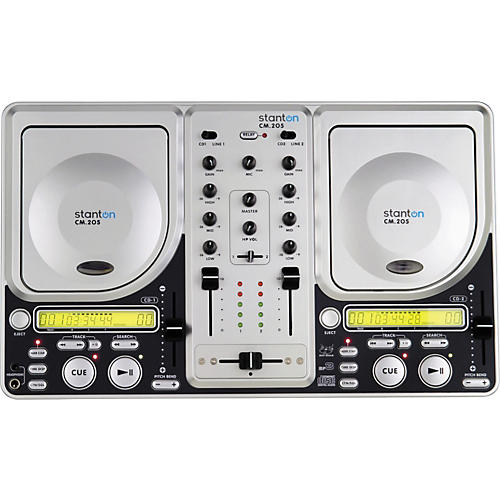 Stanton CM.205 CD / MP3 Player with Mixer