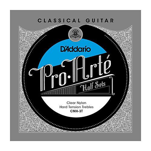 D'Addario CNH-3T Pro-Arte Hard Tension Classical Guitar Strings Half Set-thumbnail