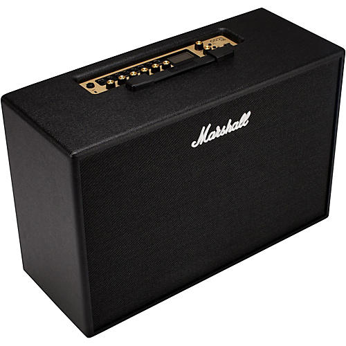 marshall code 100w 2x12 guitar combo amp black musician 39 s friend. Black Bedroom Furniture Sets. Home Design Ideas