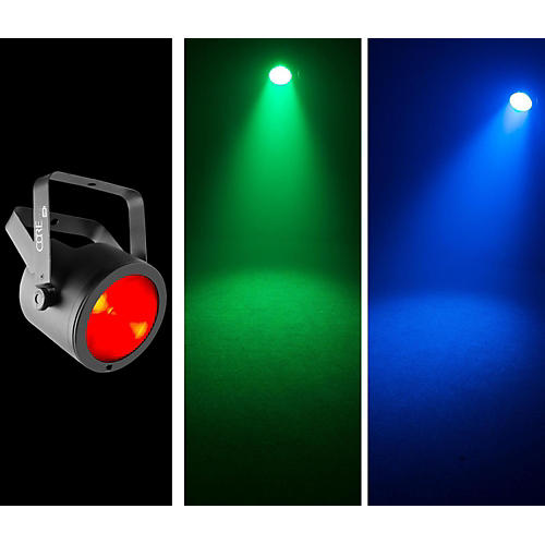 CHAUVET DJ COREpar 40 USB LED Wash Light with Chip-on-Board and Magnetic Lens-thumbnail