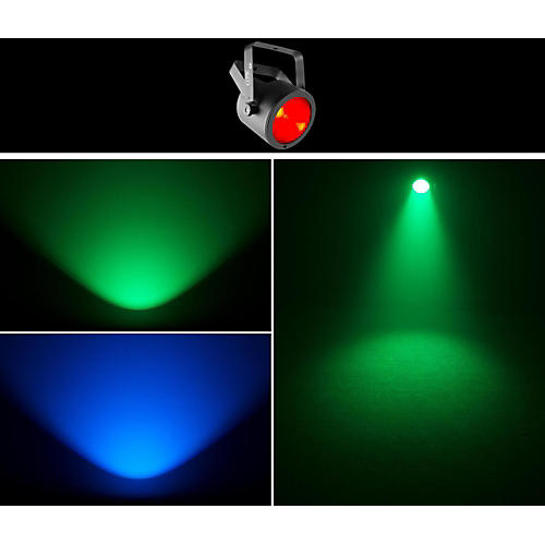 CHAUVET DJ COREpar 80 USB LED Wash Light with Chip-on-Board and Magnetic Lens-thumbnail