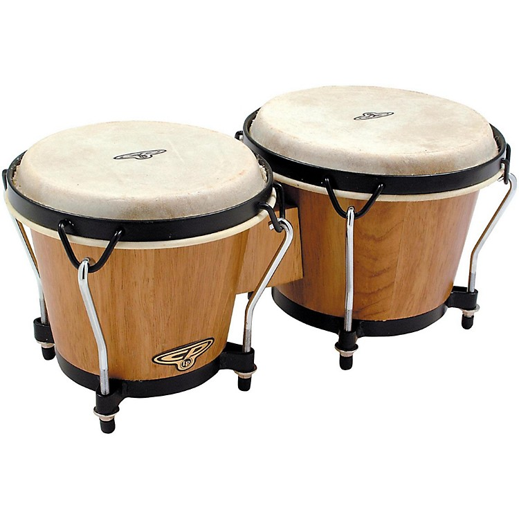 CP CP221 Tunable Bongos with Bag
