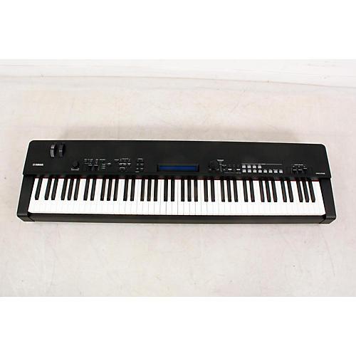Open box yamaha cp40 stage 88 key graded hammer stage for Yamaha cp4 stage 88 key stage piano
