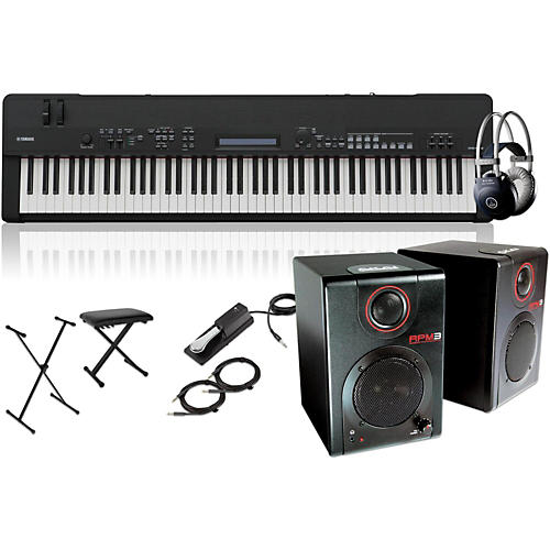 Yamaha CP40 Stage Piano Package