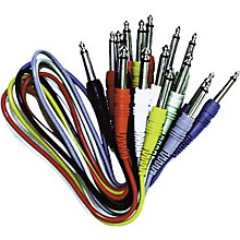 Hosa CPP-830 8-Pack Cables