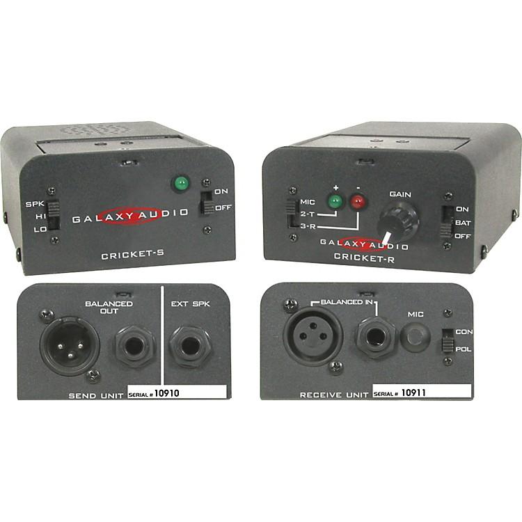 Galaxy AudioCPTS0000 Cricket Polarity Test Set