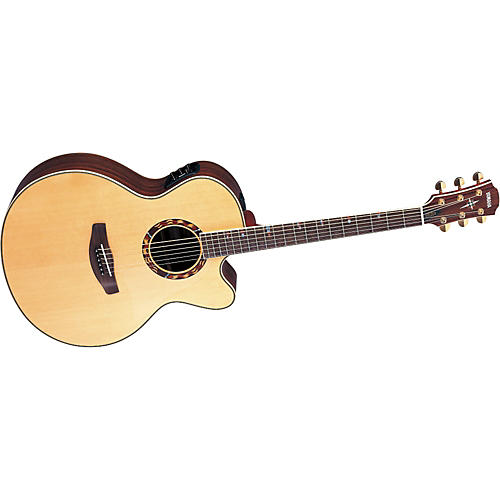Yamaha CPX Series CPX15II Jumbo Acoustic Electric Guitar