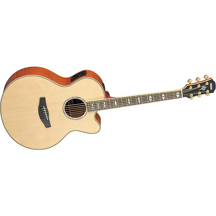 YamahaCPX1000 Medium-Jumbo Cutaway Acoustic-Electric GuitarNatural