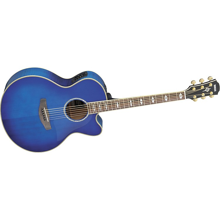 Yamaha CPX1000 Medium-Jumbo Cutaway Acoustic-Electric Guitar