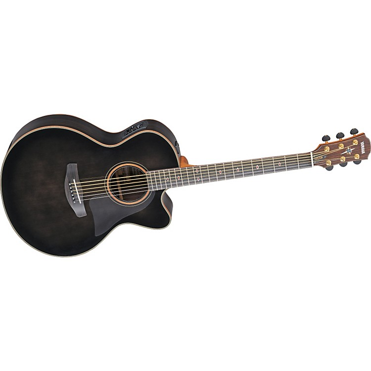 Yamaha CPX1200 Medium-Jumbo Cutaway Acoustic-Electric Guitar with SRT Preamp