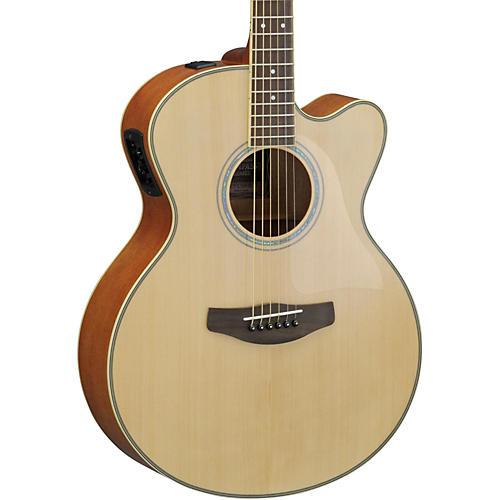 Yamaha CPX500III Medium-Jumbo Cutaway Acoustic-Electric Guitar