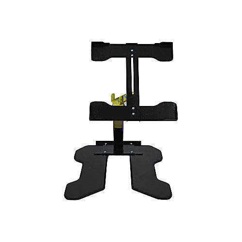 Sefour CR030 Crane Laptop/CD Player Stand Black/Yellow