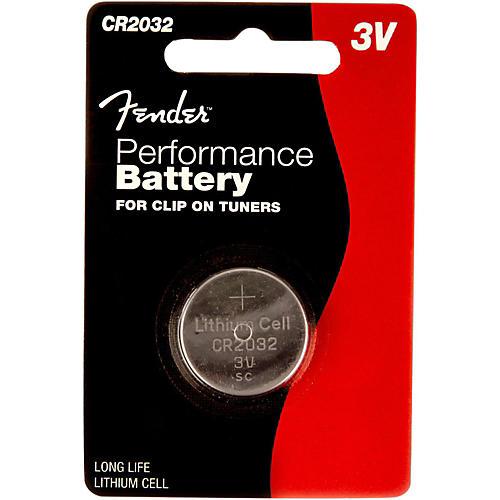 Fender CR2032 3 Volt Button Battery Single-thumbnail