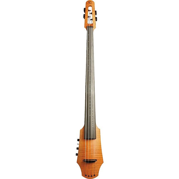 NS DesignCR4 4-String Electric CelloAmber Stain