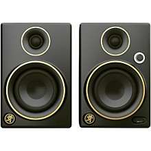 Mackie CR5BT Limited Edition Gold Trim 5 in. Multimedia Monitors with Bluetooth (Pair) Level 1