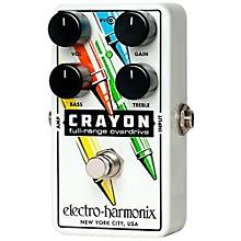 Electro-Harmonix CRAYON Full Range Overdrive - 76