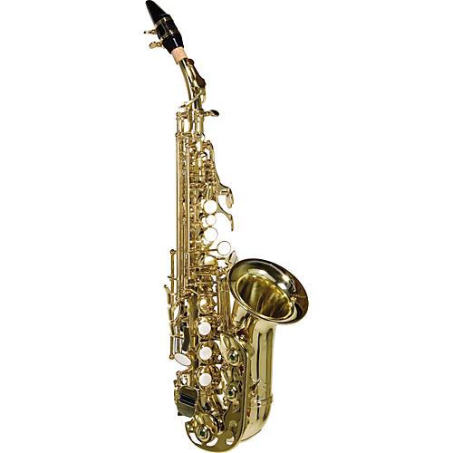 selmer cs 220 la voix curved soprano saxophone musician 39 s friend. Black Bedroom Furniture Sets. Home Design Ideas