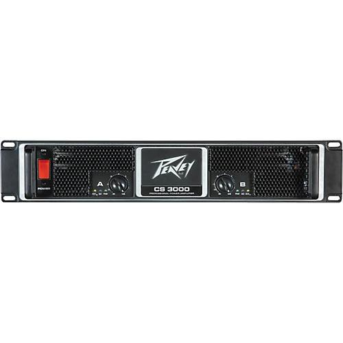 Peavey CS 3000 Power Amplifier-thumbnail