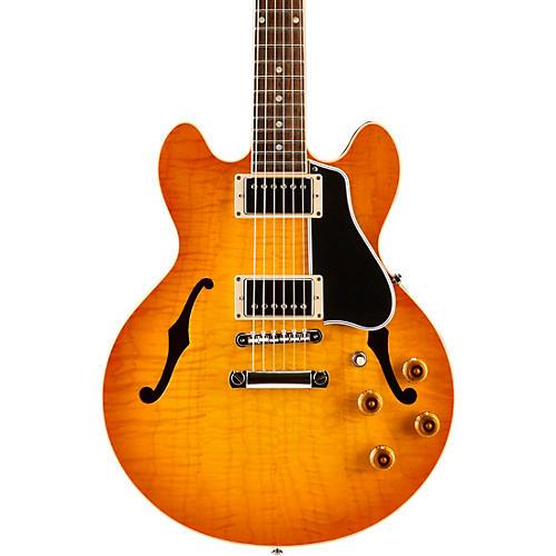 Gibson Custom CS-336 Figured Semi-Hollowbody Electric Guitar-thumbnail