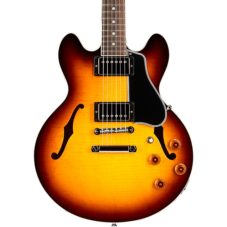 Gibson Custom CS-336 Figured Top Electric Guitar Vintage Sunburst