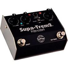 Fulltone Custom Shop CS Supa-Trem2 Stereo Tremolo w/Tap Tempo Guitar Effects Pedal