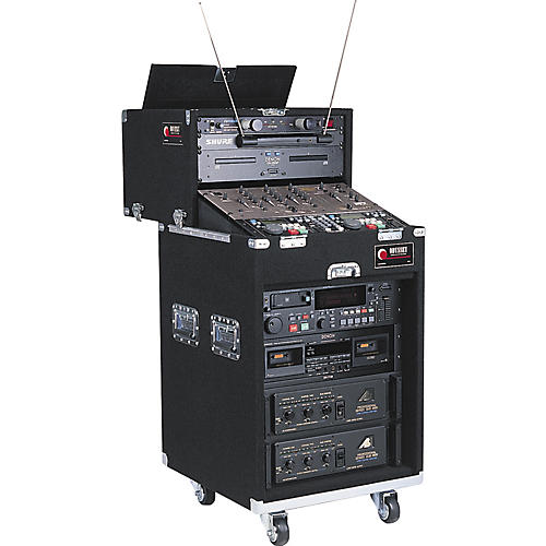 Odyssey CS4812W Slide Style Case with Wheels