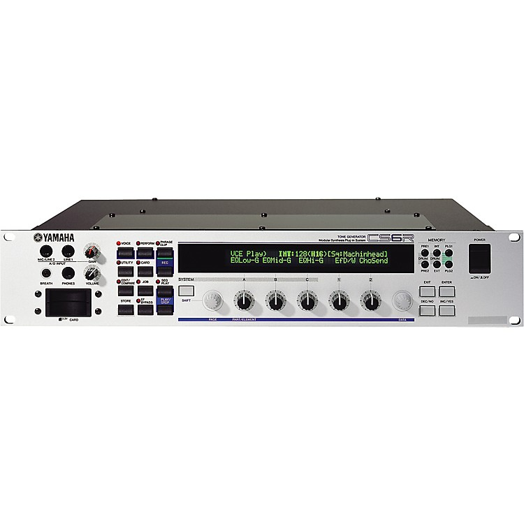 yamaha cs6 r sound module musician 39 s friend