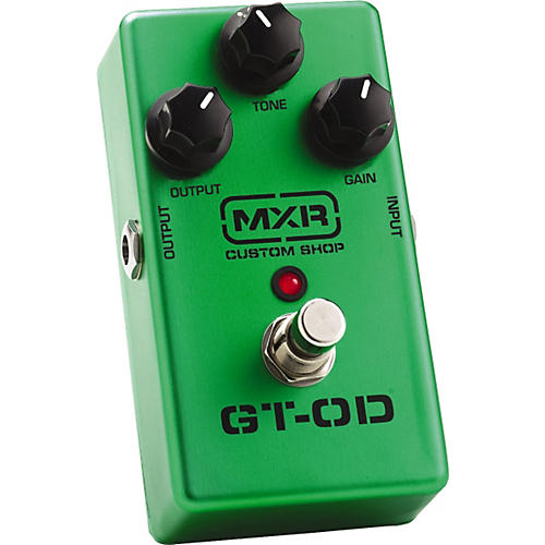 MXR CSP-021 GT-OD Overdrive Pedal