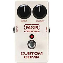 MXR Custom Shop CSP202 Custom Comp Compressor Guitar Effects Pedal