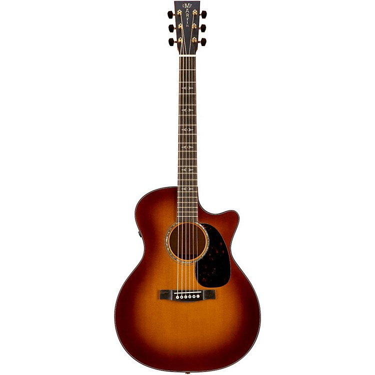 Martin CST GPCPA1 Big Leaf Maple Acoustic-Electric Guitar