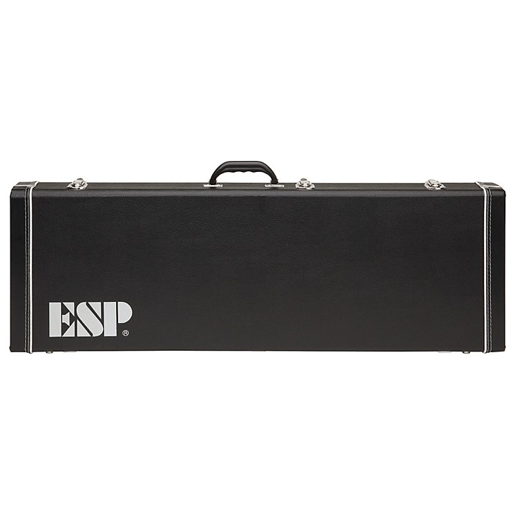 ESPCSTFF Standard Hardshell Guitar Caseblack